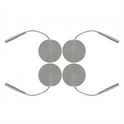 Электроды СКЭНАР самоклеящиеся круглые 25 мм (4 шт.)