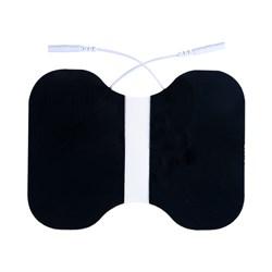 Электрод гелевый липучка iHelp Бабочка 11х15 см для спины