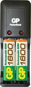 Зарядное устройство с аккумуляторными батарейками