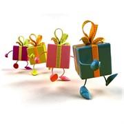 Подарки на 10 000 руб. при покупке от 250 000 руб.