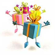 Подарки на 2 500 руб. при покупке от 60 000 руб.