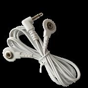 Кабель для подключения электродов Jack - 2 Snap