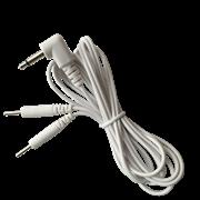 Кабель для подключения электродов Jack - 2 Pin